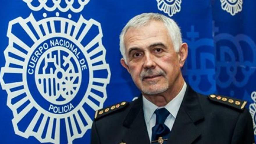 Héctor Moreno García, jefe de Policía Nacional de Cantabria