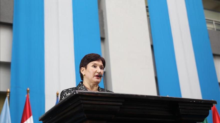 El trabajo de la CICIG fortalece el Estado de Derecho en Guatemala, asegura la fiscal
