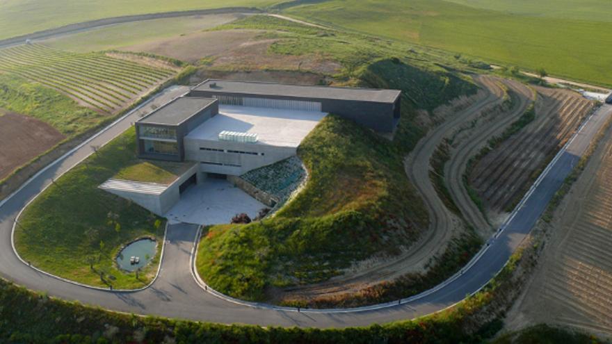 Ejemplo de instalación geotérmica en una bodega / Vitivinicultura.net