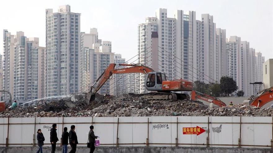 La inversión extranjera en China crece un 4,2 % hasta octubre