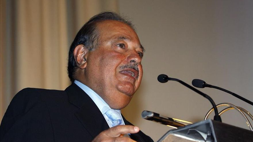 El magnate mexicano Carlos Slim visita Nicaragua este jueves