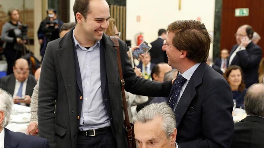 Calvo: El plan para Chamartín adapta la edificabilidad a la capacidad real