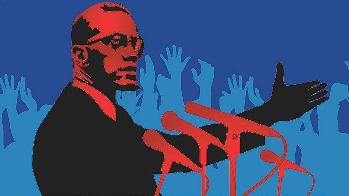 El activista afroestadounidense Malcolm X fue asesinado en 1965.