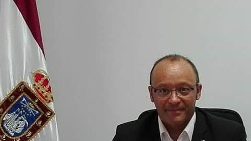 Arquipo Quintero, concejal de Ciudadanos en Granadilla de Abona.
