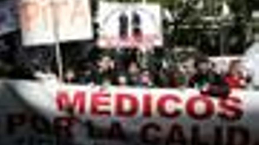 Protestas contra Bolonia en Madrid