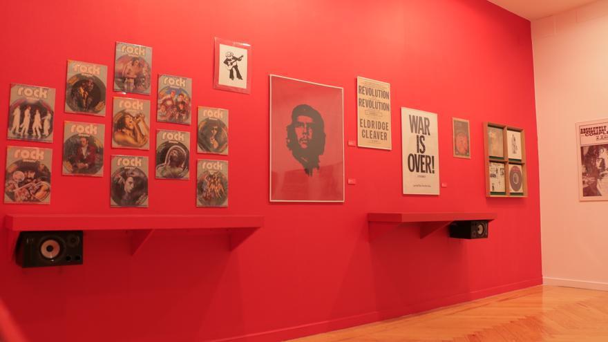 Fotos de la muestra en el Círculo de Bellas Artes de Madrid