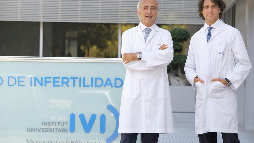 Los fundadores del Instituto Valenciano de Infertilidad, Antonio Pellicer y José Remohí.