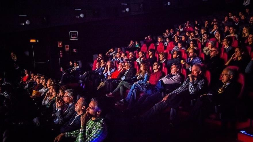 El cine aumentó sus espectadores en Cantabria un 12,5% en 2016, hasta los 1,2 millones