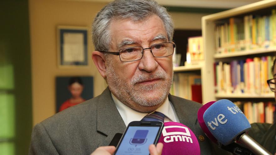 El consejero de Educación de Castilla-La Mancha, Ángel Felpeto / JCCM