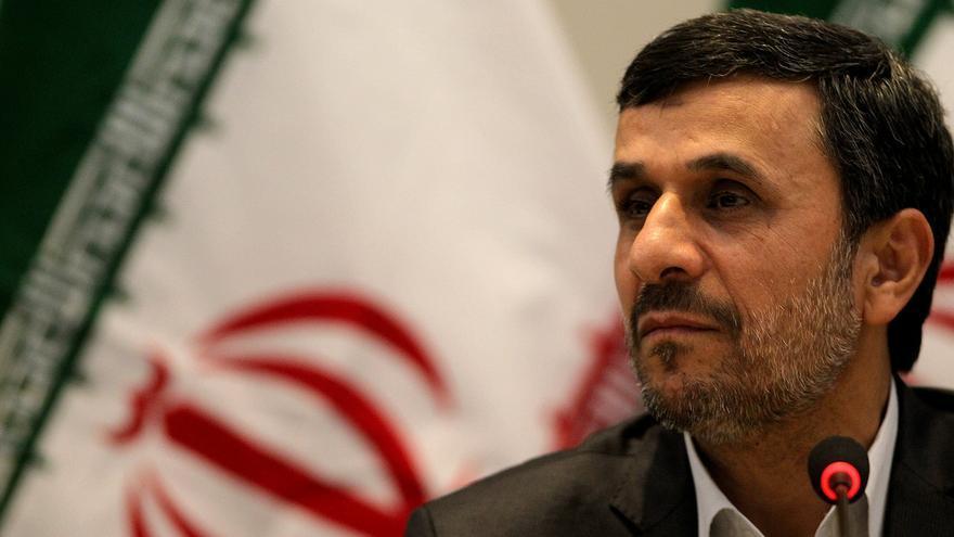 Ahmadineyad va a la ONU para su última participación como presidente de Irán