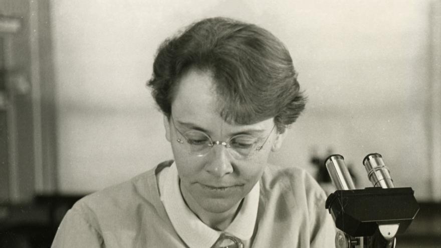 Bárbara McClintock Foto: Wikipedia
