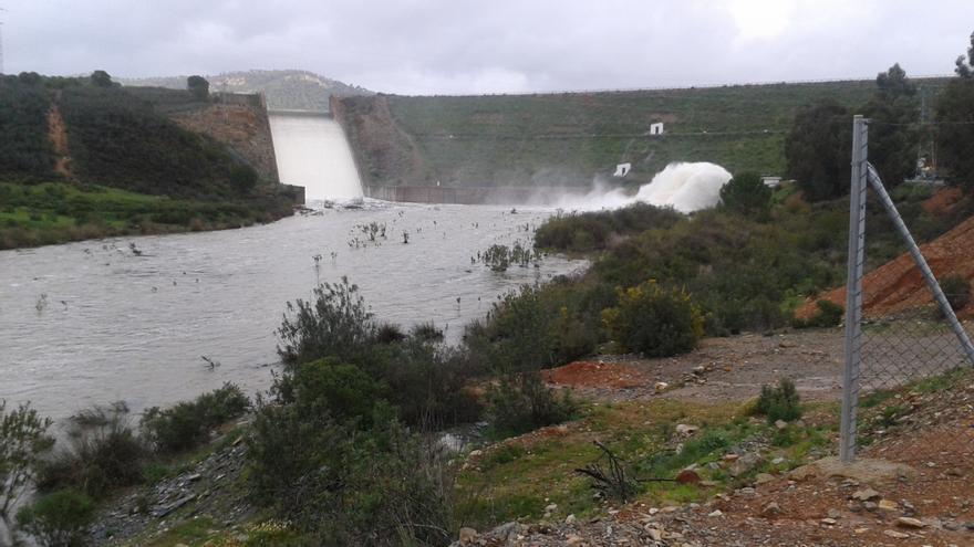 Los embalses de la provincia acumulan 81 hectómetros cúbicos más tras las precipitaciones de la última semana