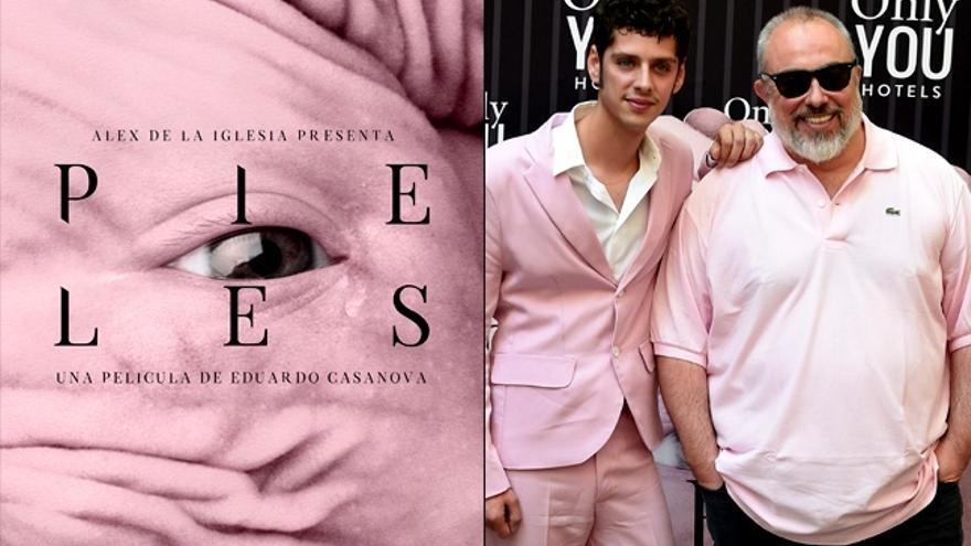 Netflix produce 'Pieles', el debut como director de Eduardo Casanova