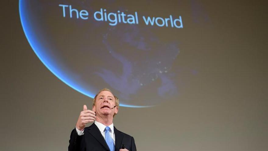 El presidente de Microsoft propone un Convenio Digital contra ciberataques a civiles