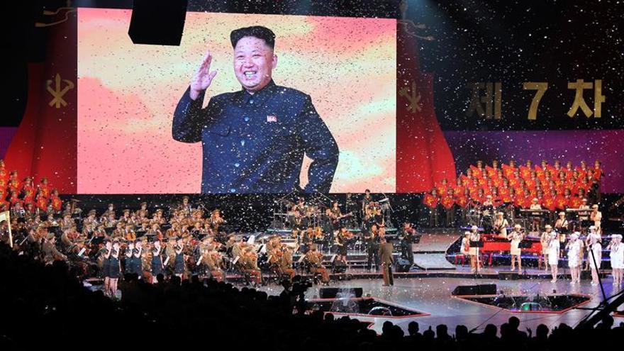 Kim Jong-un recibe al vicepresidente del Consejo de Estado de Cuba
