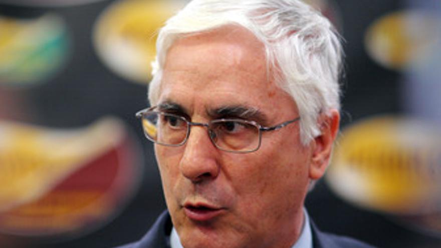 José María Barreda. (EUROPA PRESS)