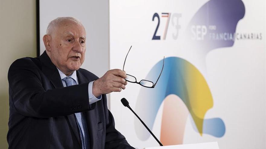 El historiador y Premio Príncipe de Asturias de Ciencias Sociales 2014, Joseph Pérez