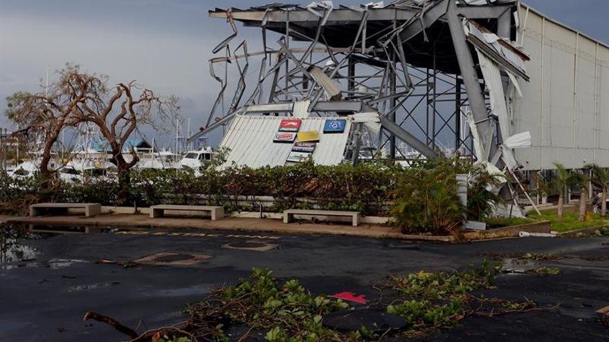 Puerto Rico trata de reponerse tras la devastación dejada por el huracán María
