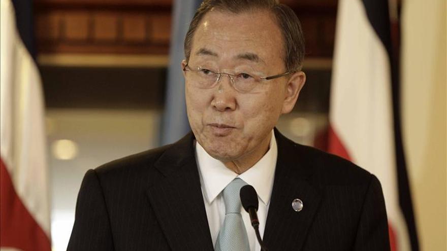 Nueva York acogerá la próxima conferencia de paz sobre Siria, según la ONU