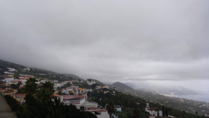 Panorámica de Villa de Mazo, en la comarca este de La Palma, este sábado, 20 de enero de 2018.
