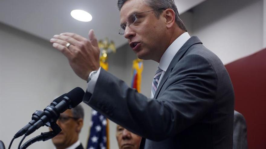 El gobernador: No cerraré el Gobierno de Puerto Rico para pagar a fondos buitre