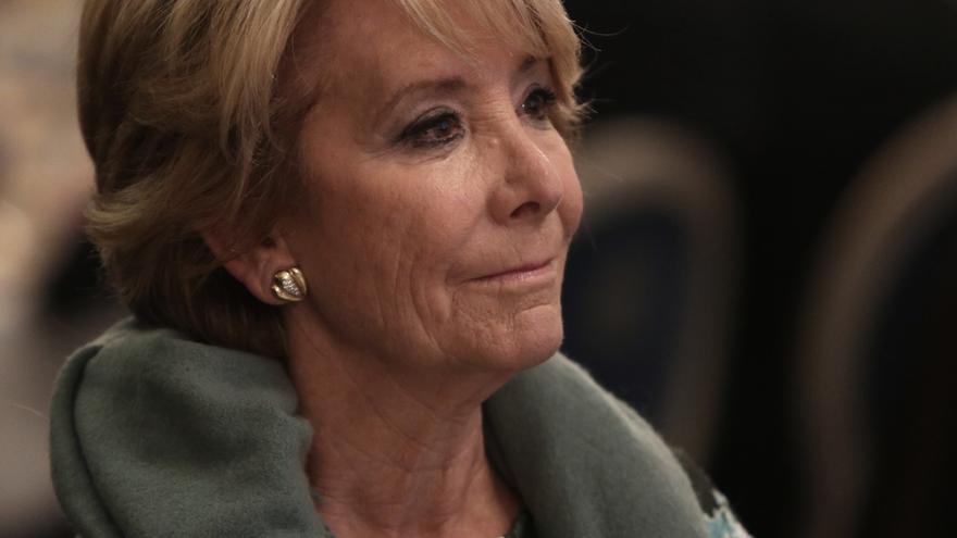 """Aguirre ve necesario """"abrir un gran debate ideológico"""" en el PP para """"construir un proyecto"""" que ilusione"""