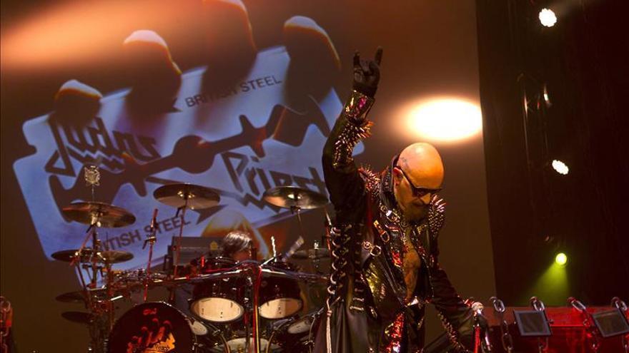Judas Priest y Motörhead unen fuerzas en su primer concierto juntos en Chile