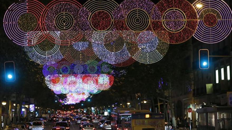 Hoy, primer día de cortes de tráfico en el centro de Madrid por la Navidad