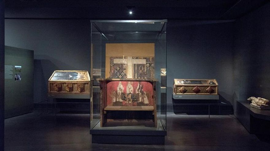 Estos son los 44 bienes de Sijena que Cataluña aún debe devolver a Aragón