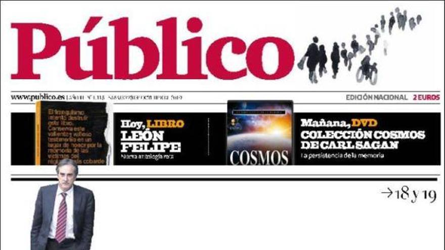 De las portadas del día (23/10/2010) #8