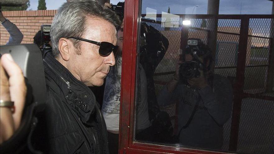 Ortega Cano continúa en el hospital de Zaragoza donde ingresó hace diez días