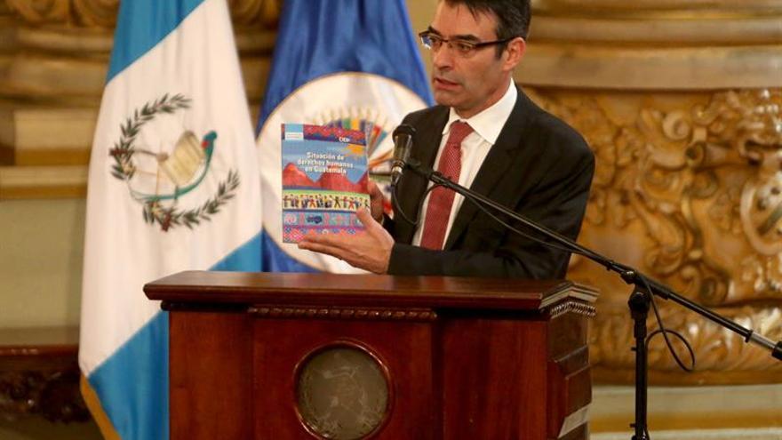 """James Cavallaro: """"Es preocupante el desinterés de los Estados por la CIDH"""""""