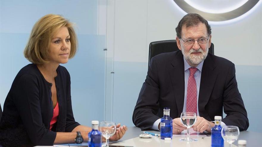 """El PP avisa de que no se dudará en aplicar la ley contra quienes """"incendien"""" la calle"""
