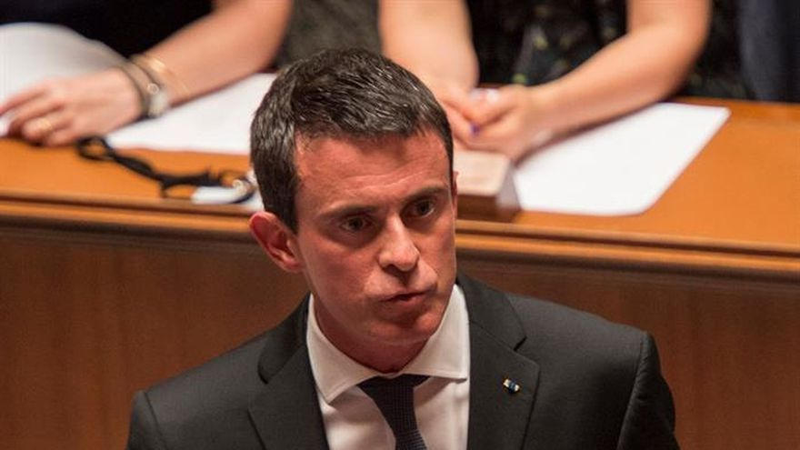 Valls se salta el voto de la Asamblea Nacional para adoptar la reforma laboral
