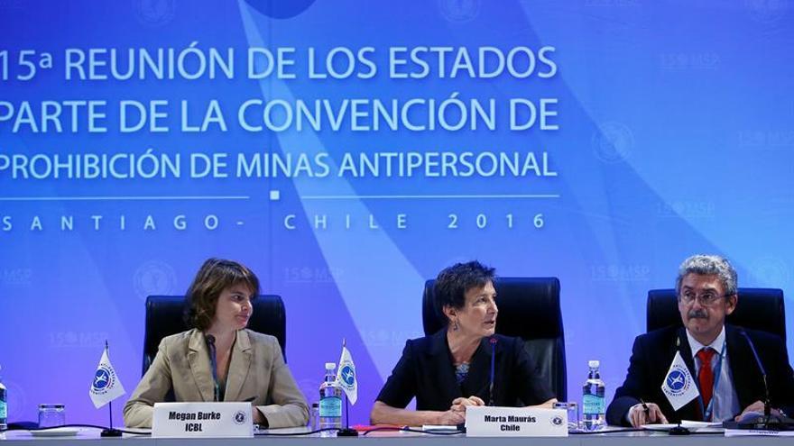 Optimismo ante la posibilidad de declarar el mundo libre de minas en 2025