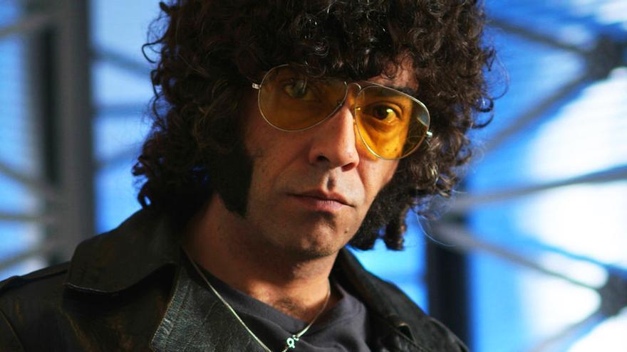 Fede Celada, como Curtis en 'Los hombres de Paco'