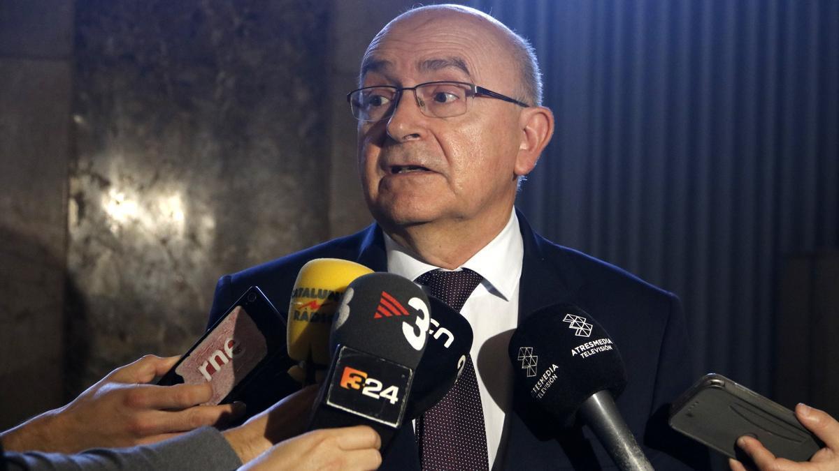 Miguel Ángel Gimeno, en una imagen de archivo
