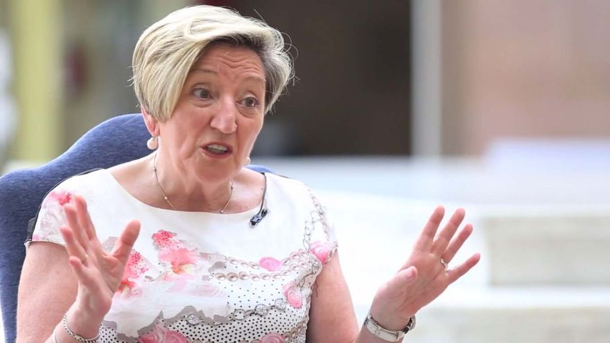 La oncóloga valenciana Anna Lluch