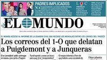 La prensa acusa a Podemos de difundir un bulo que en realidad es la primera versión de la Policía sobre la muerte del mantero