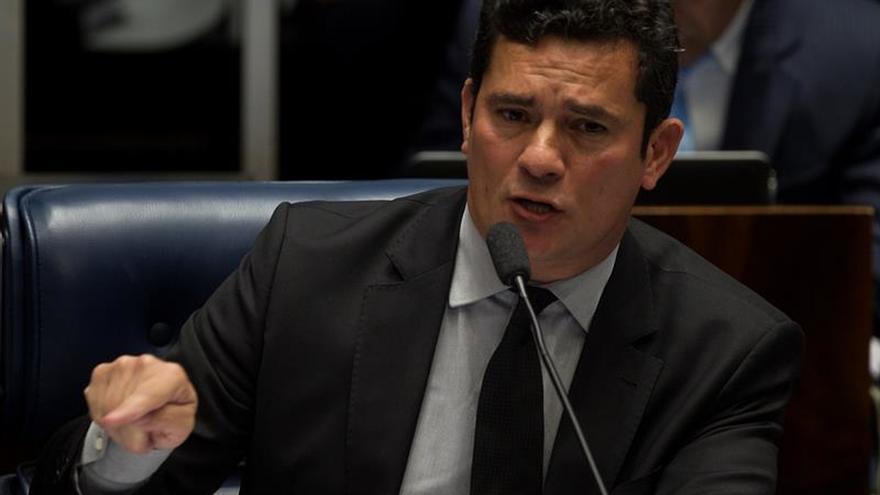 El juez Moro revoca la prisión de dos ejecutivos de Odebrecht