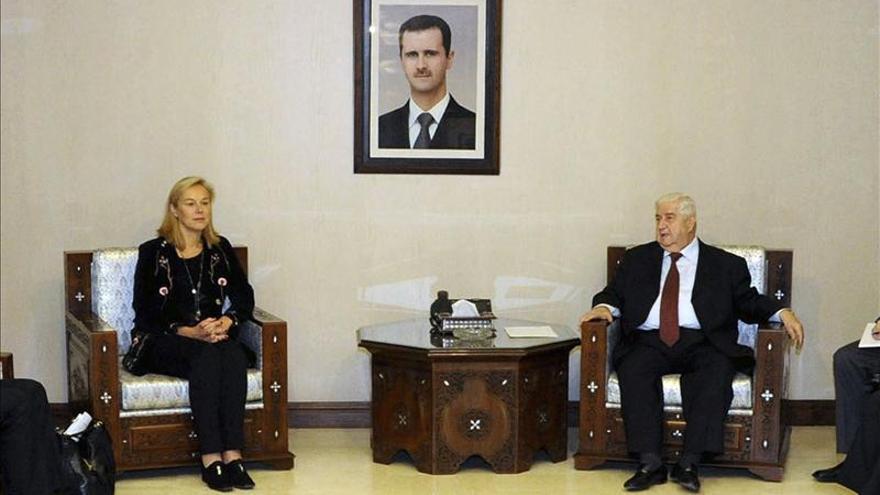 EEUU destruirá las armas químicas más peligrosas de Siria en el mar