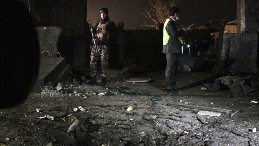 Seis insurgentes mueren en el ataque de un dron de EEUU en Afganistán