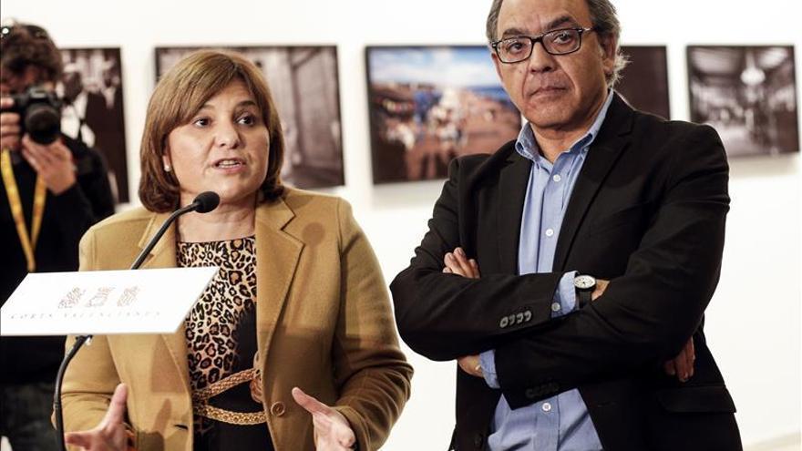 PSPV y PP retiran de Les Corts Valencianes el debate sobre la unidad de España