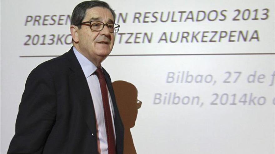 Mario Fernández anuncia que abandona la presidencia de Kutxabank