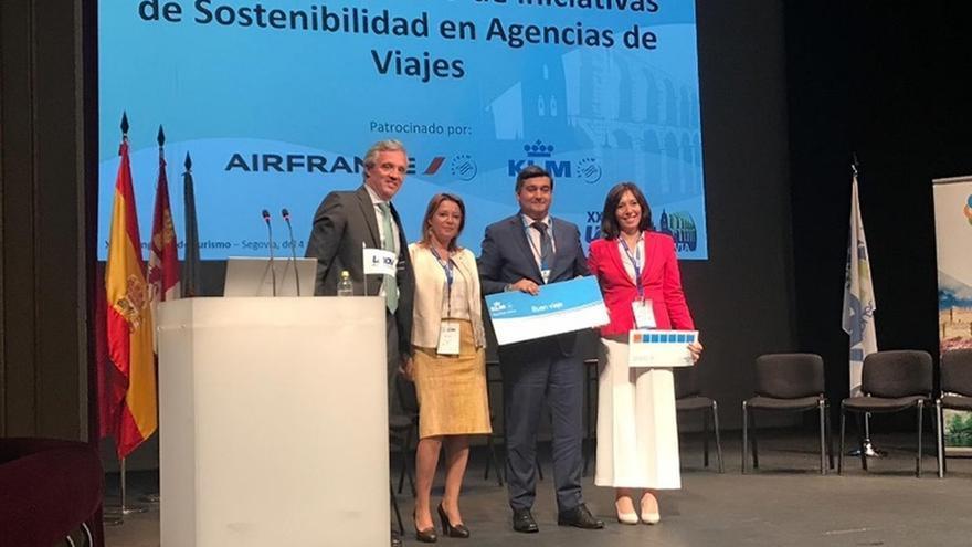 Sanander Viajes gana el I Concurso de Iniciativas de Sostenibilidad en Agencias de Viaje