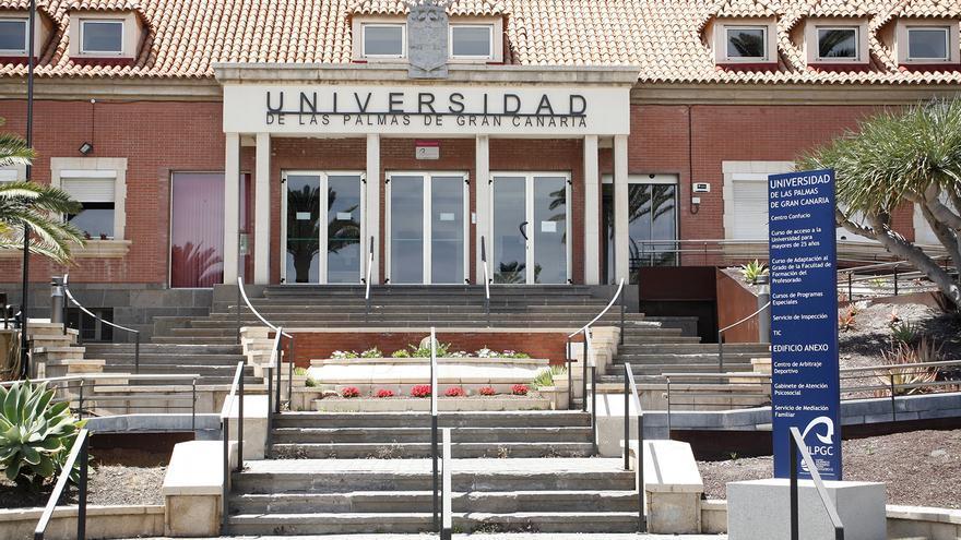 Edificio de la Universidad de Las Palmas de Gran Canaria (ALEJANDRO RAMOS)