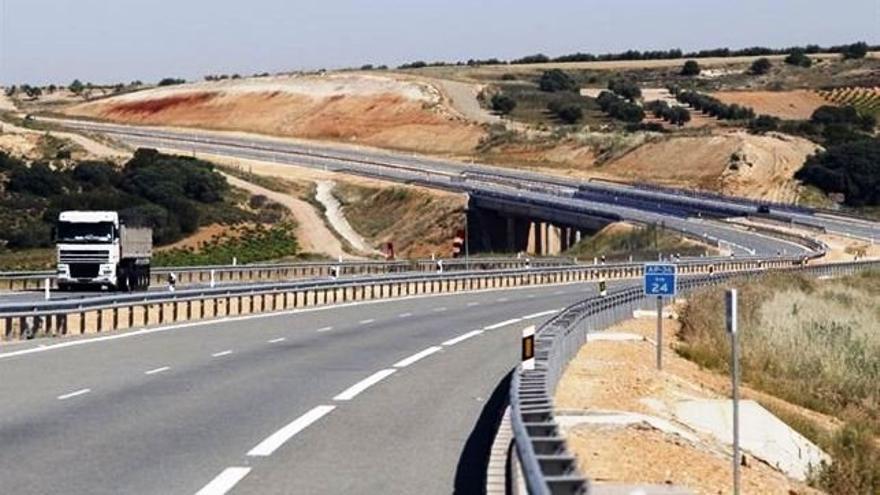 Carretera Ciudad Real Toledo