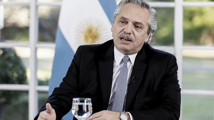 Ahora, Alberto Fernández llama a movilizarse a las plazas para festejar el 17 de Octubre