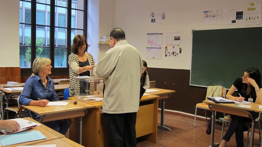 PNV ganaría las elecciones en Euskadi, con 6 escaños, seguido de Podemos, con 4 o 5 diputados, y PSE, con 4