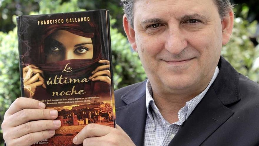 Francisco Gallardo, galardonado con el Premio Ciudad de Badajoz de Novela